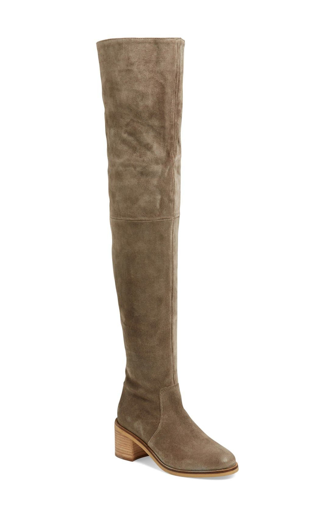 Main Image - Seychelles 'Sardonyx' Thigh High Boot (Women)