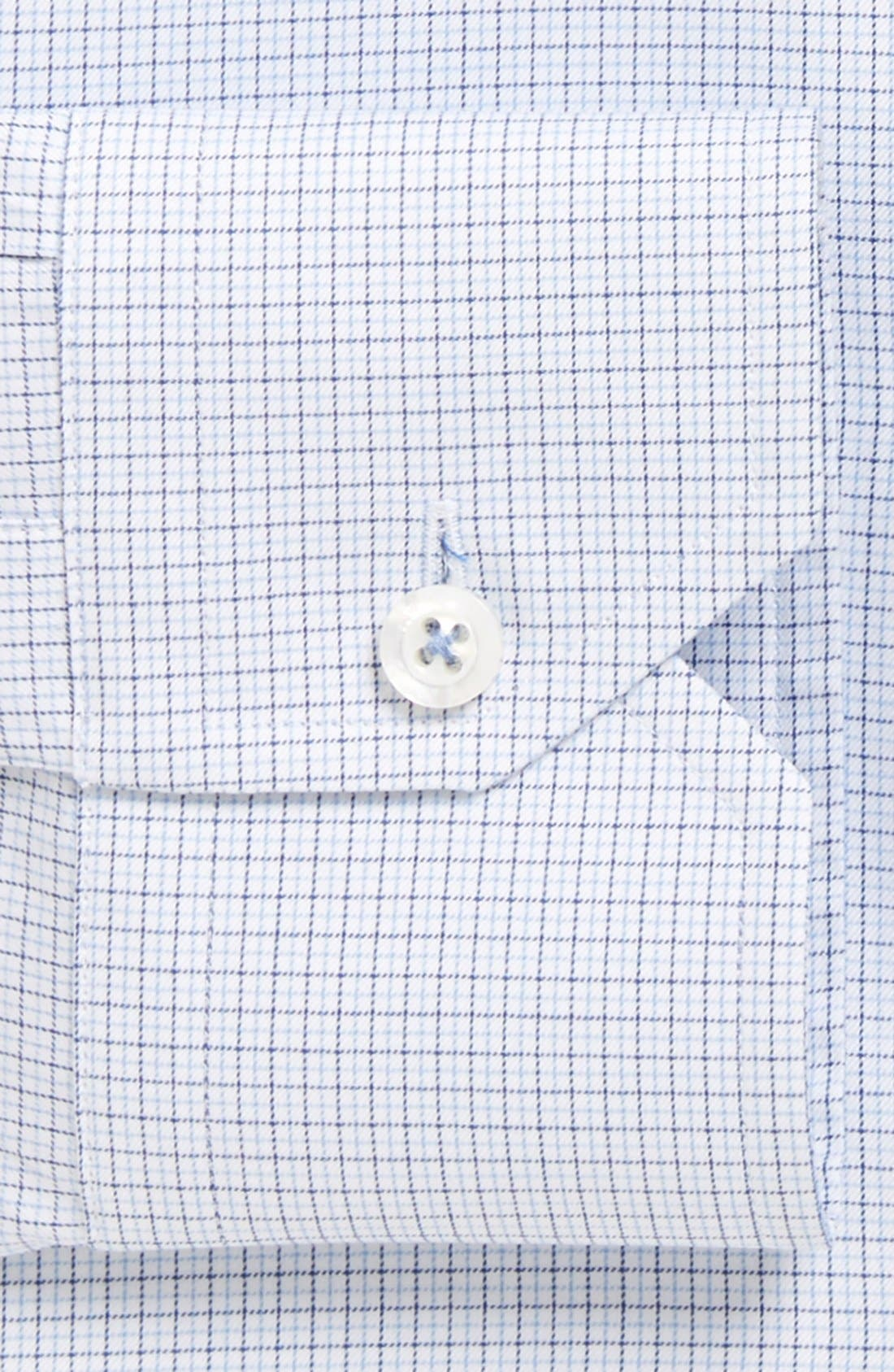 Alternate Image 2  - Robert Talbott Classic Fit Check Dress Shirt