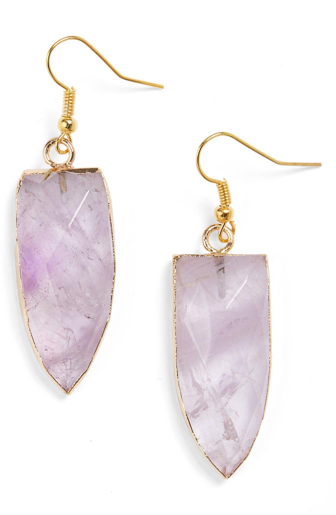 Main Image - Panacea Pendant Earrings