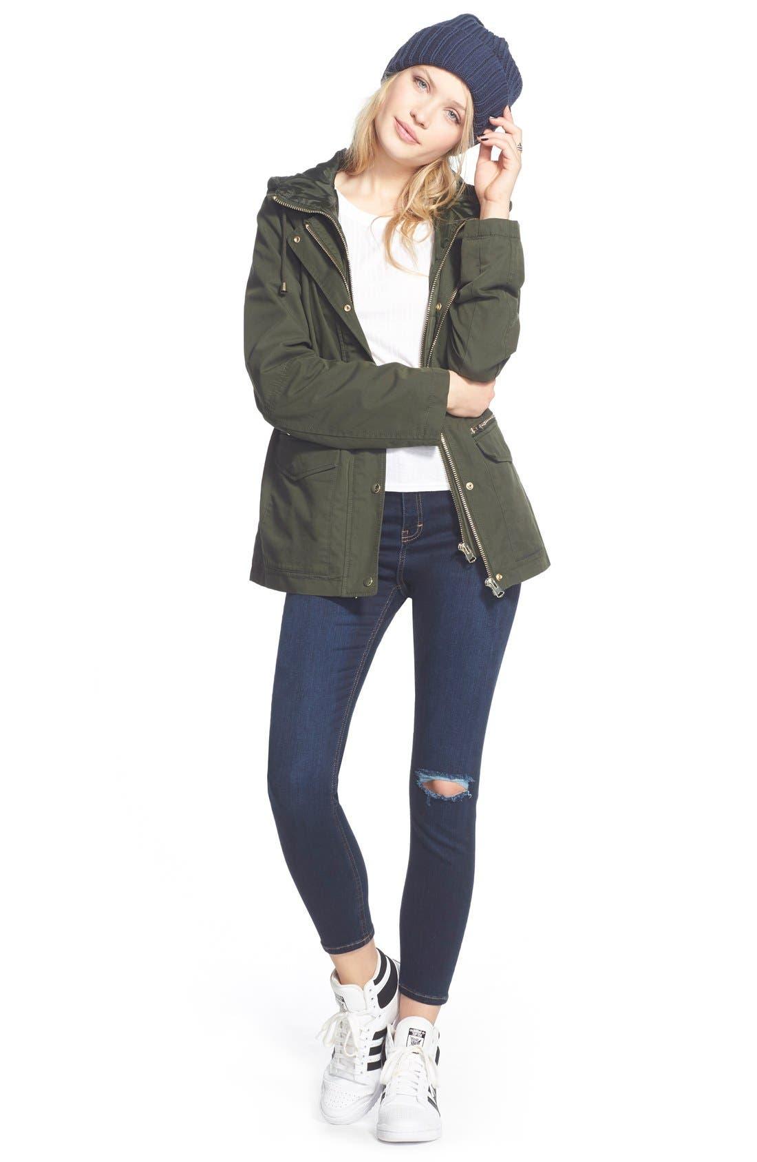 Alternate Image 3  - Topshop 'Kiora' Jacket