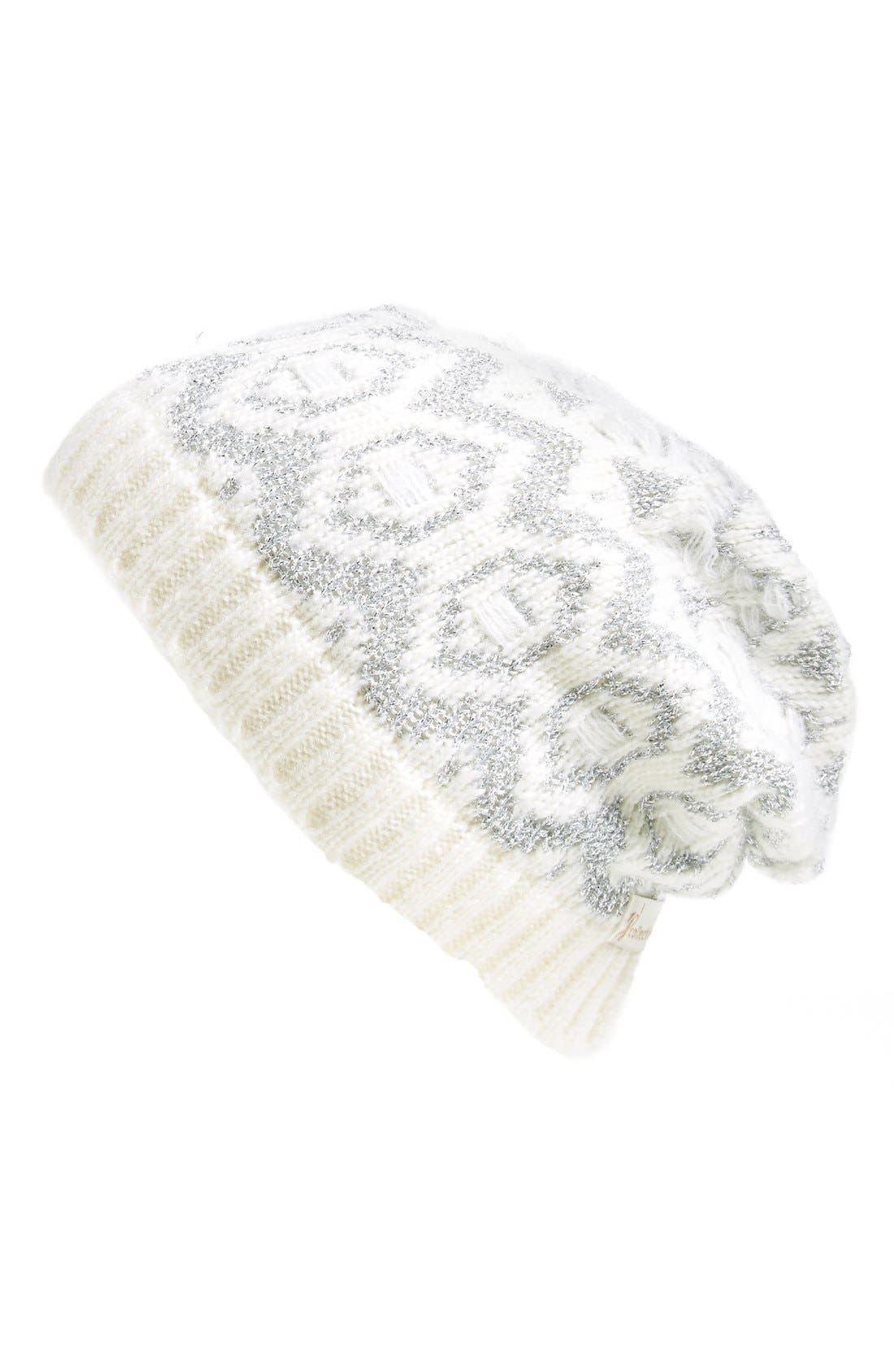 Main Image - Collection XIIX 'Arctic Nation' Beanie