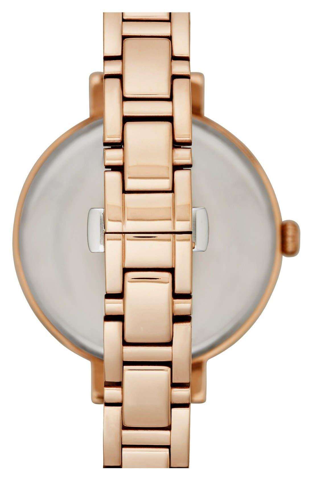 Alternate Image 2  - kate spade new york bracelet watch, 34mm