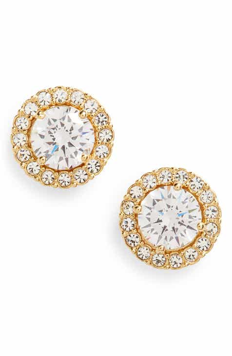 product jewelluna earrings swarovski crystal