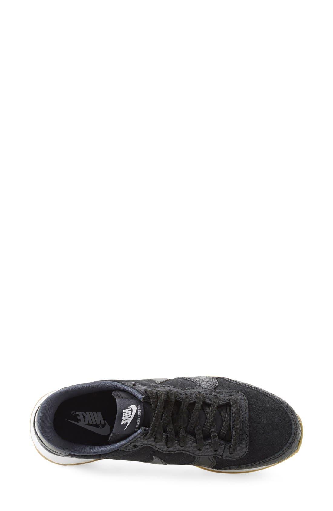Alternate Image 3  - Nike 'Internationalist' Sneaker (Women)