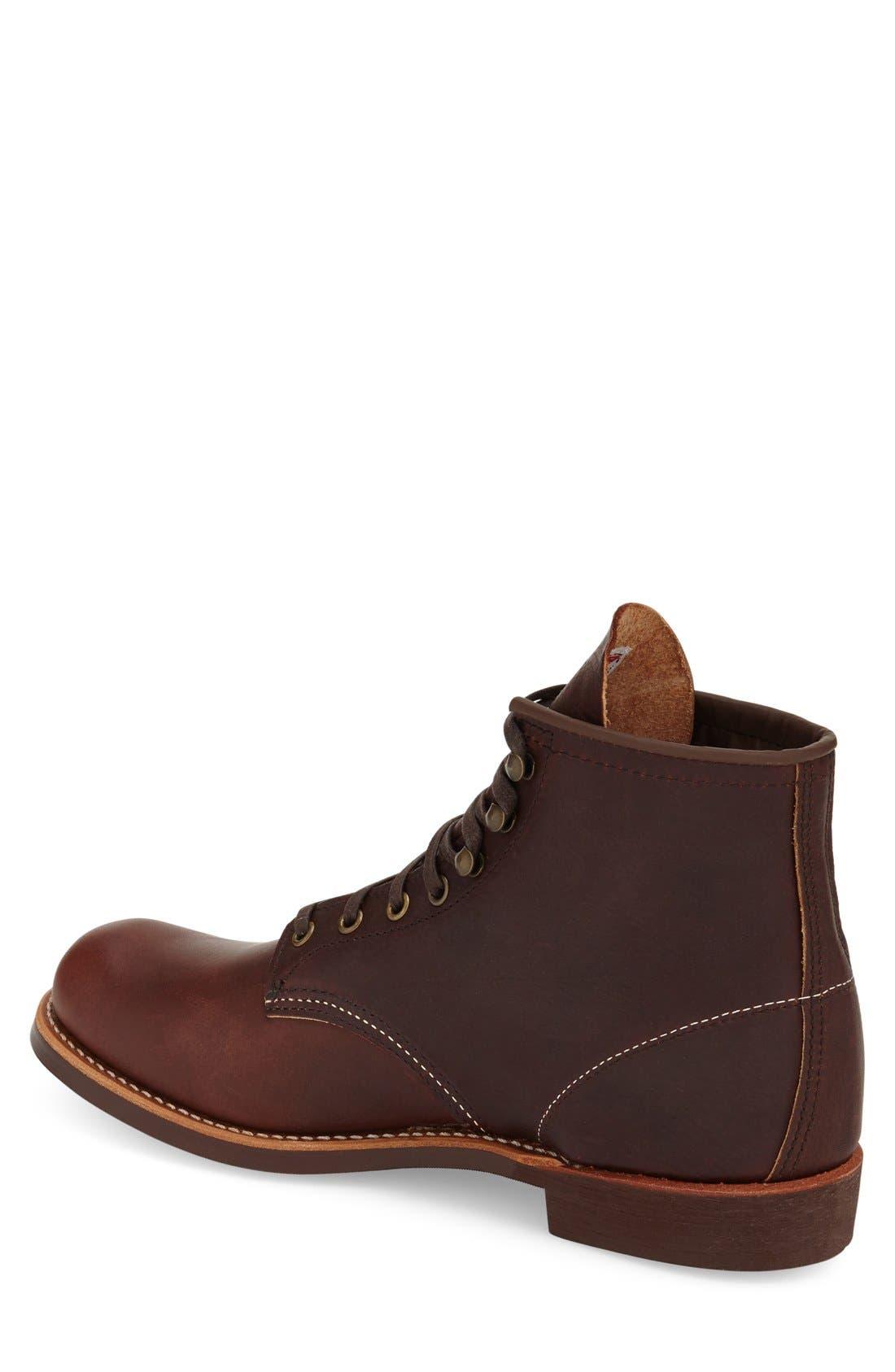 Alternate Image 4  - Red Wing Blacksmith Boot (Men)