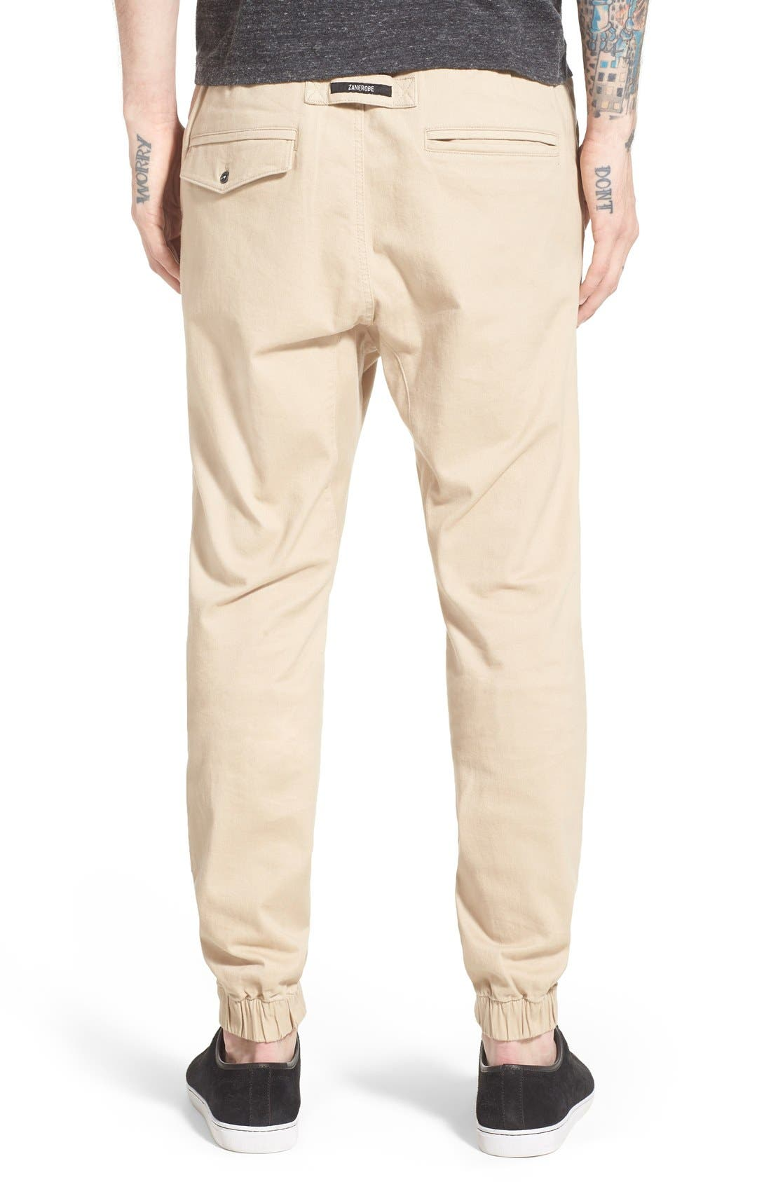 Alternate Image 2  - Zanerobe 'Sureshot' Jogger Pants
