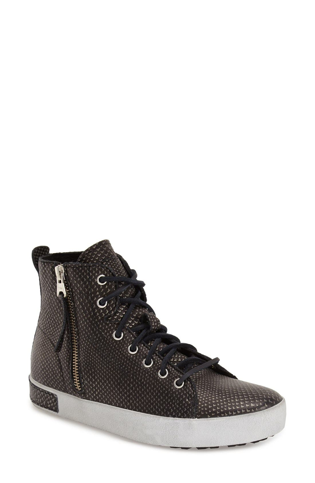 Blackstone 'KL57' High Top Sneaker (Women)