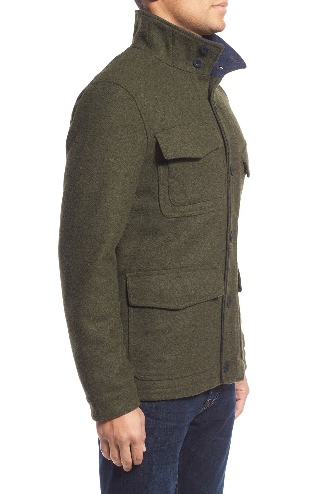 Alternate Image 3  - Timberland 'Traveler' Field Jacket