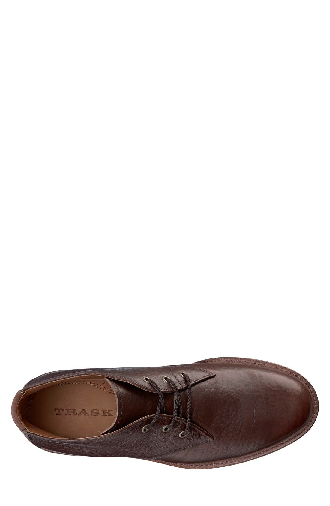 'Gulch II' Chukka Boot,                             Alternate thumbnail 3, color,                             Bourbon Leather