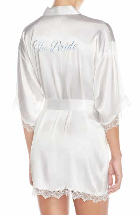 In Bloom by Jonquil The Bride Short Satin Wrap