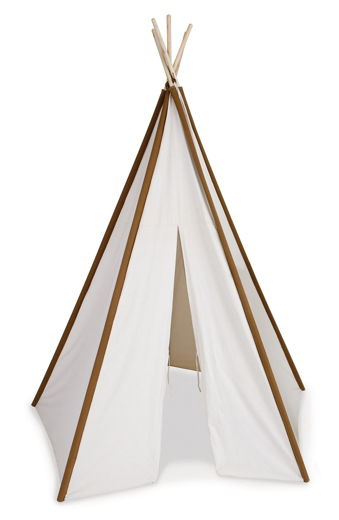 Main Image - Pacific Play Tents Cotton Canvas Teepee  sc 1 st  Nordstrom & Pacific Play Tents Cotton Canvas Teepee | Nordstrom