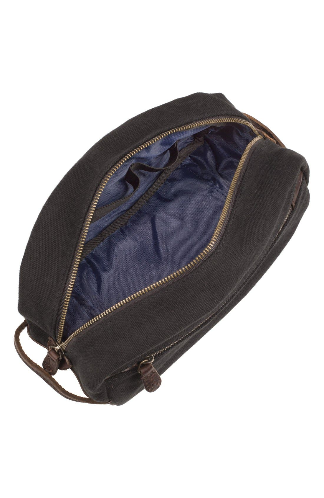 Alternate Image 2  - Will Leather Goods 'Grady' Travel Kit