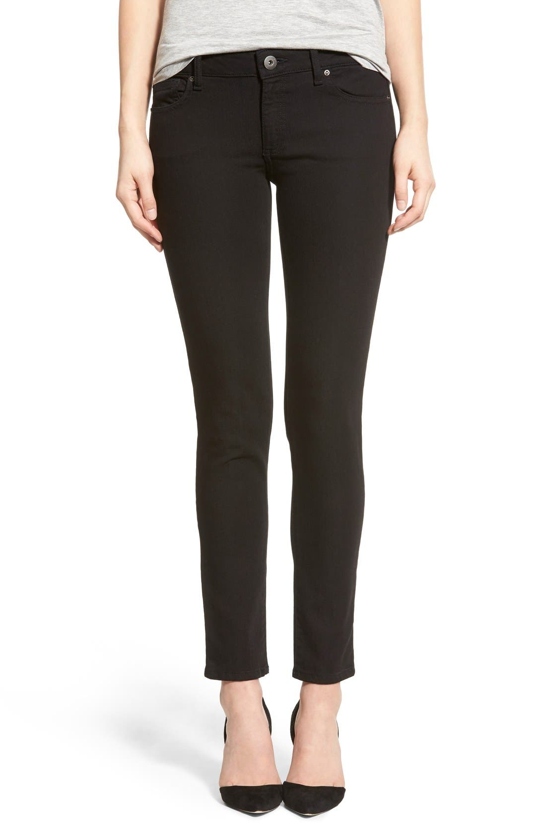Main Image - DL1961 'Emma' Power Legging Jeans (Riker)