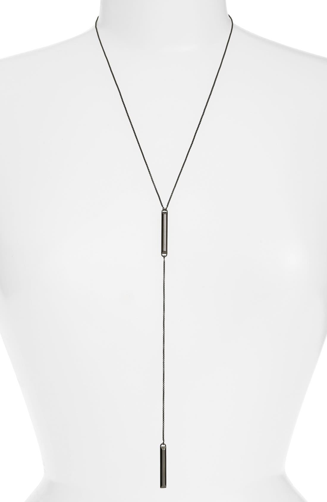 Alternate Image 1 Selected - Kendra Scott 'Shelton' Y-Necklace