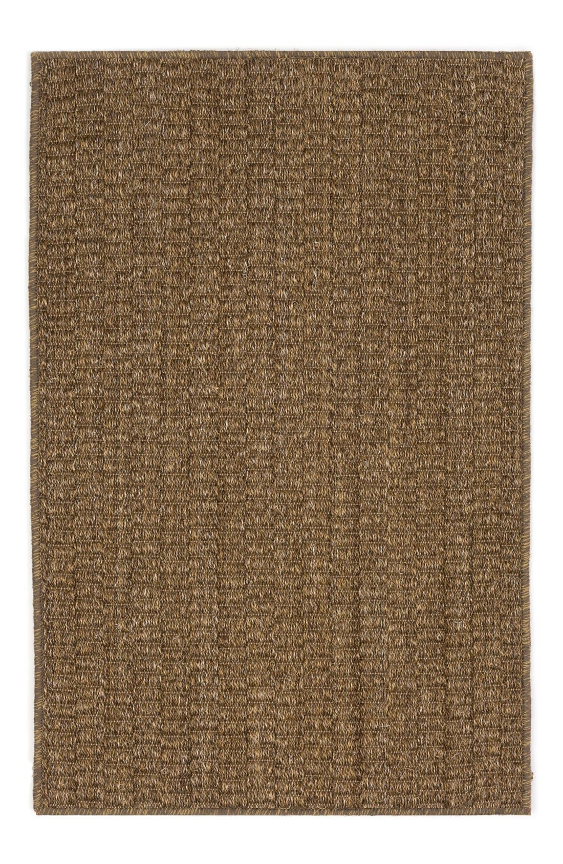 Alternate Image 1 Selected - Dash & Albert Wicker Rug