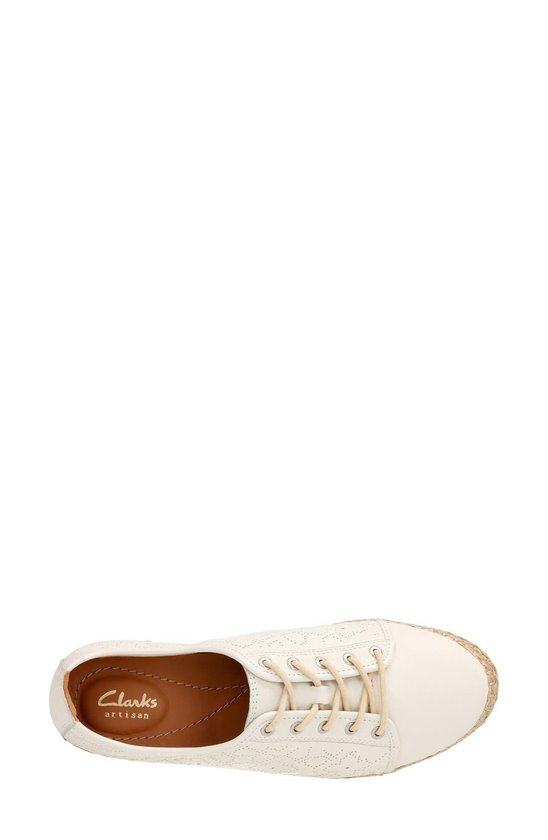 Alternate Image 3  - Clarks® 'Reeney Rita' Sneaker (Women)