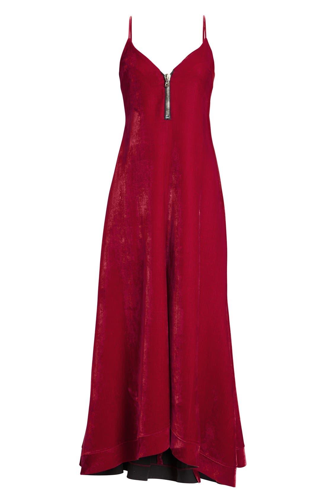Alternate Image 4  - ELLERY 'Roulette' A-Line Dress