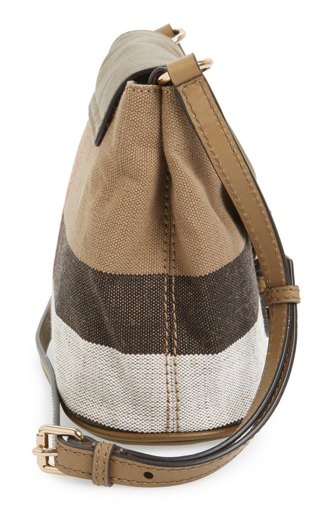 Alternate Image 3  - Burberry 'Small Gowan' Crossbody Bag