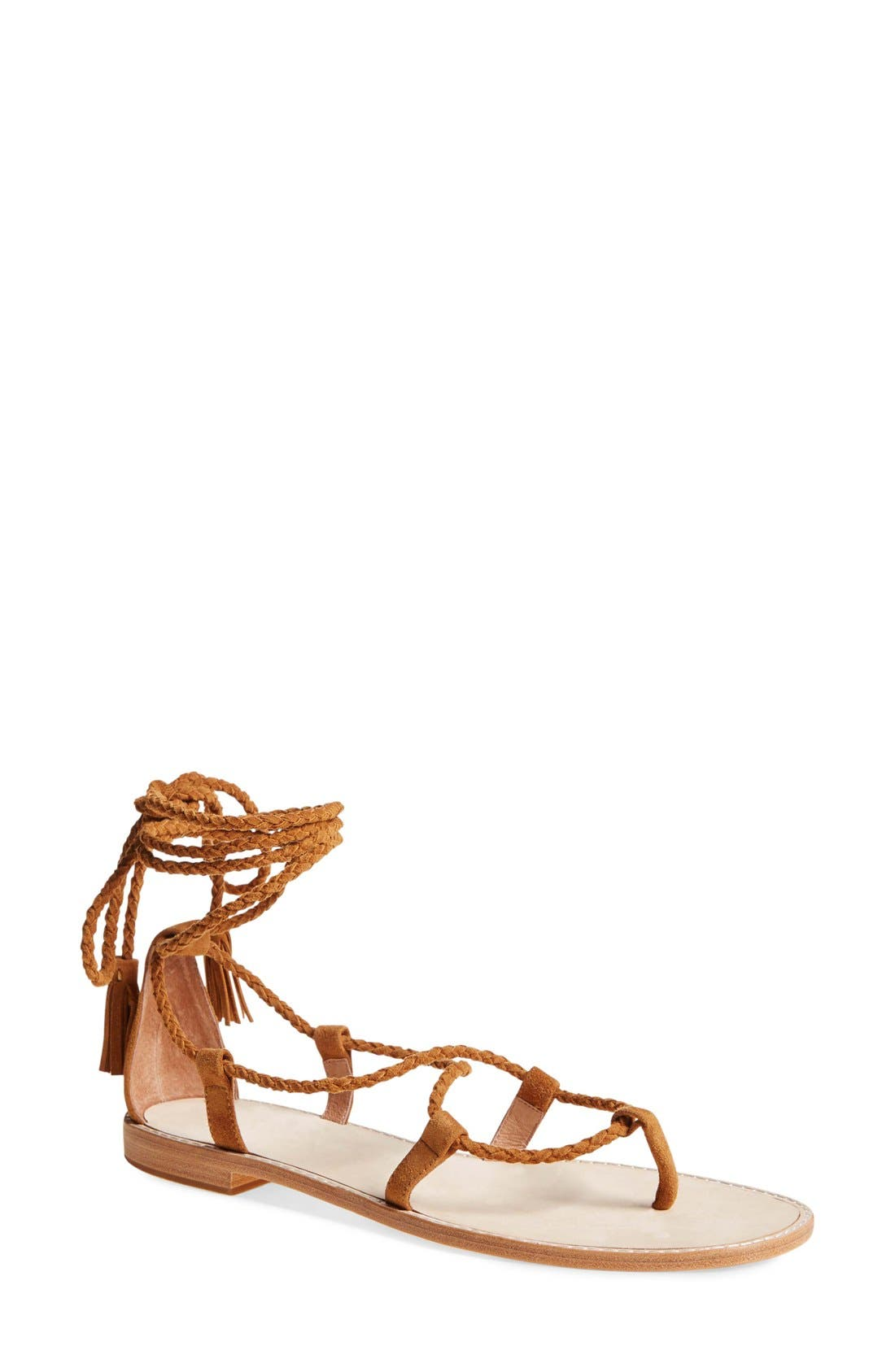 Main Image - Joie 'Bailee' Lace-Up Sandal (Women)