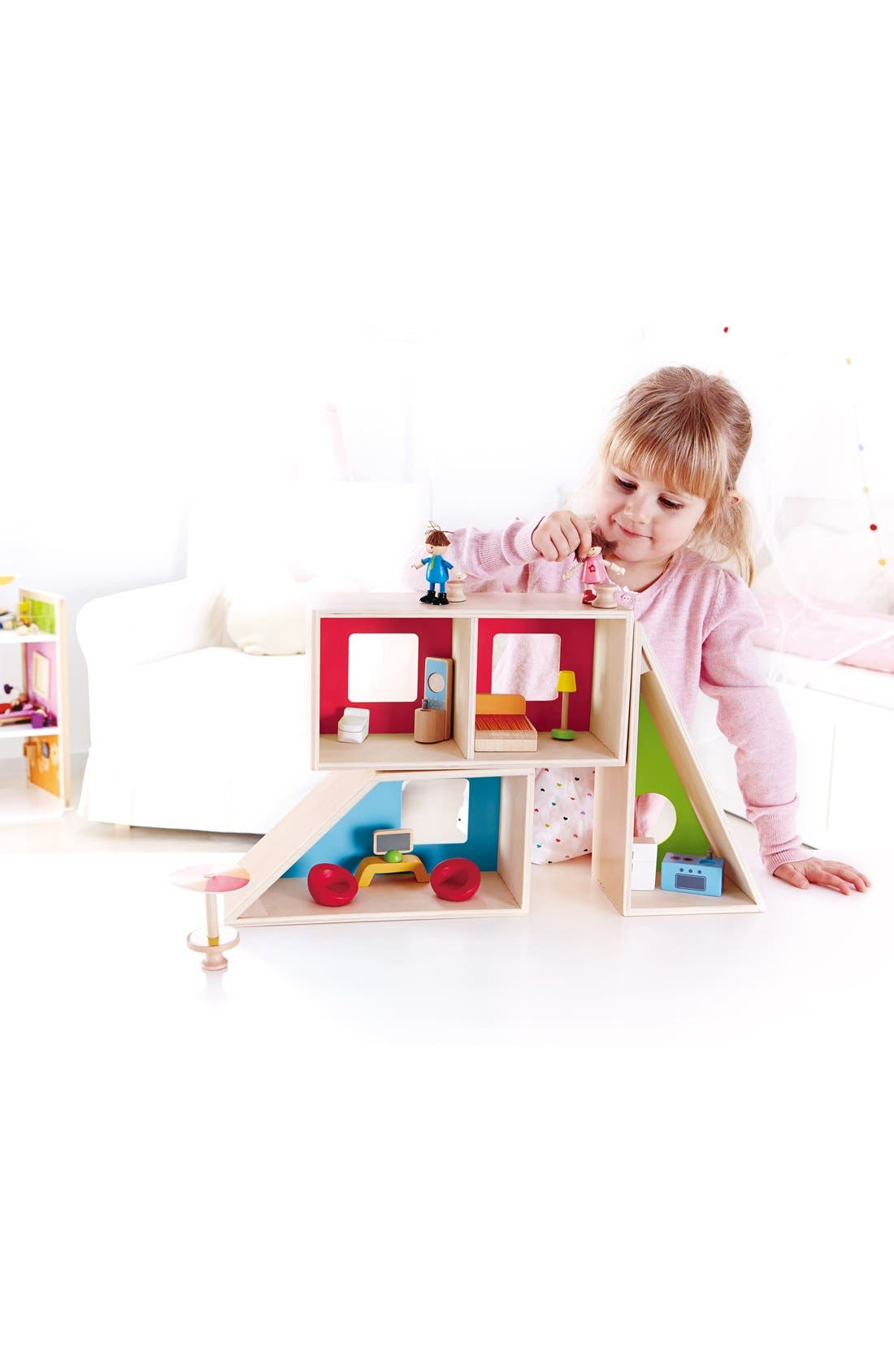 Alternate Image 5  - Hape Geometric Play House