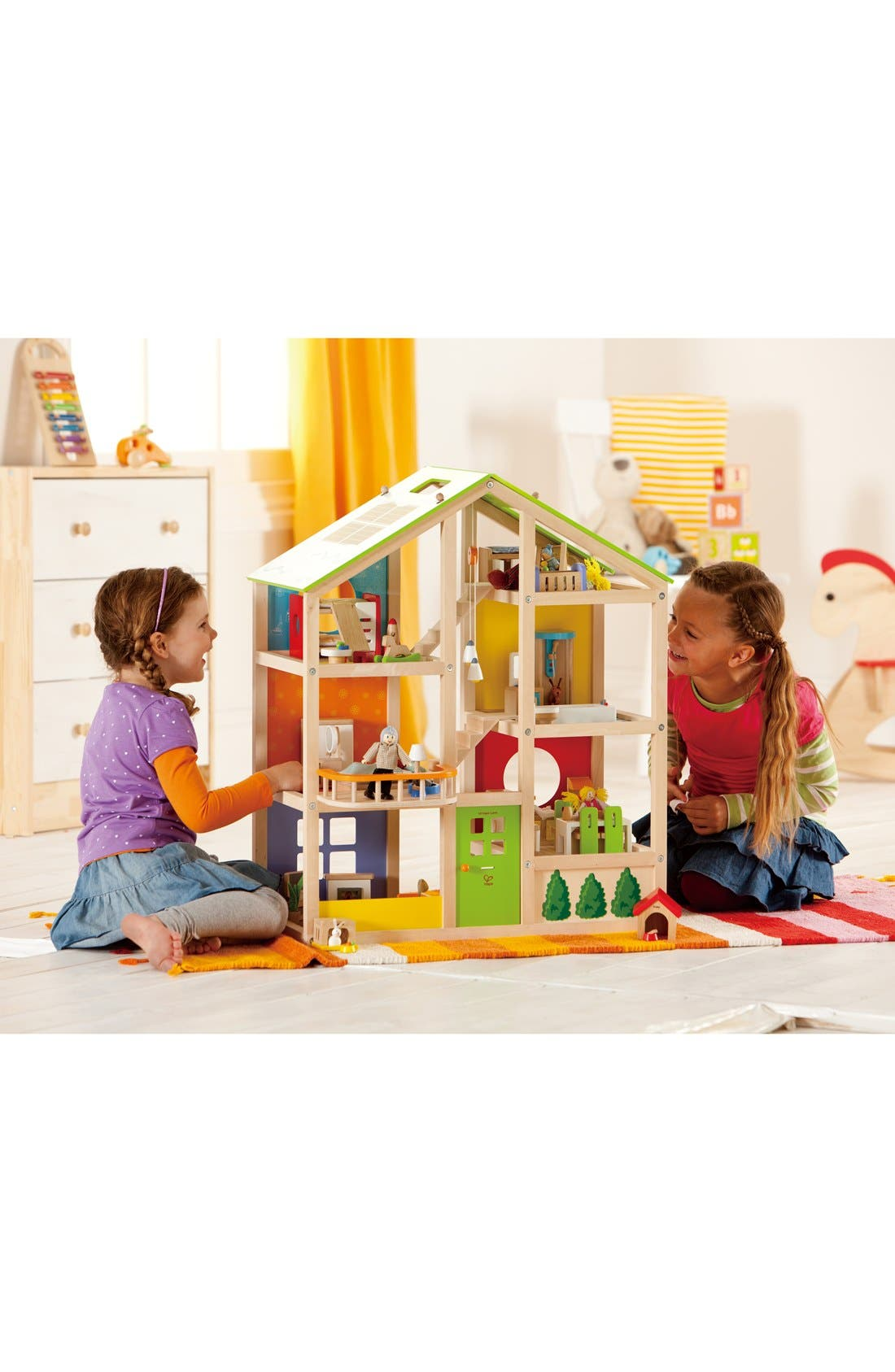 Alternate Image 3  - Hape Furnished All-Season Playhouse