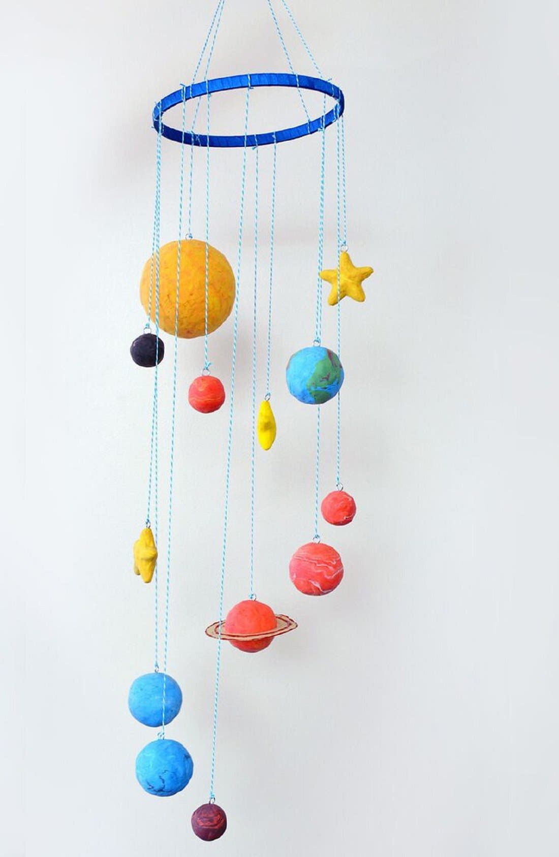 'Be The Master of Your Solar System' Craft Kit,                             Alternate thumbnail 2, color,                             Multi