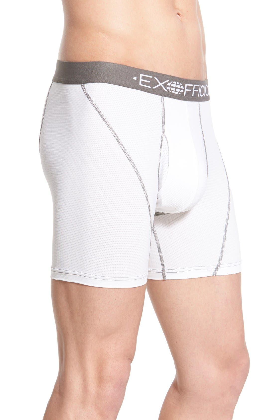 Alternate Image 3  - Ex Officio Give-N-Go Sport Mesh Boxer Briefs