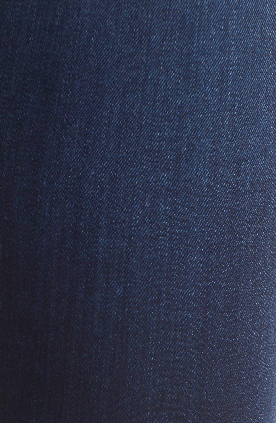 Alternate Image 5  - Hudson Jeans 'Krista' Release Hem Jeans (Crest Falls)