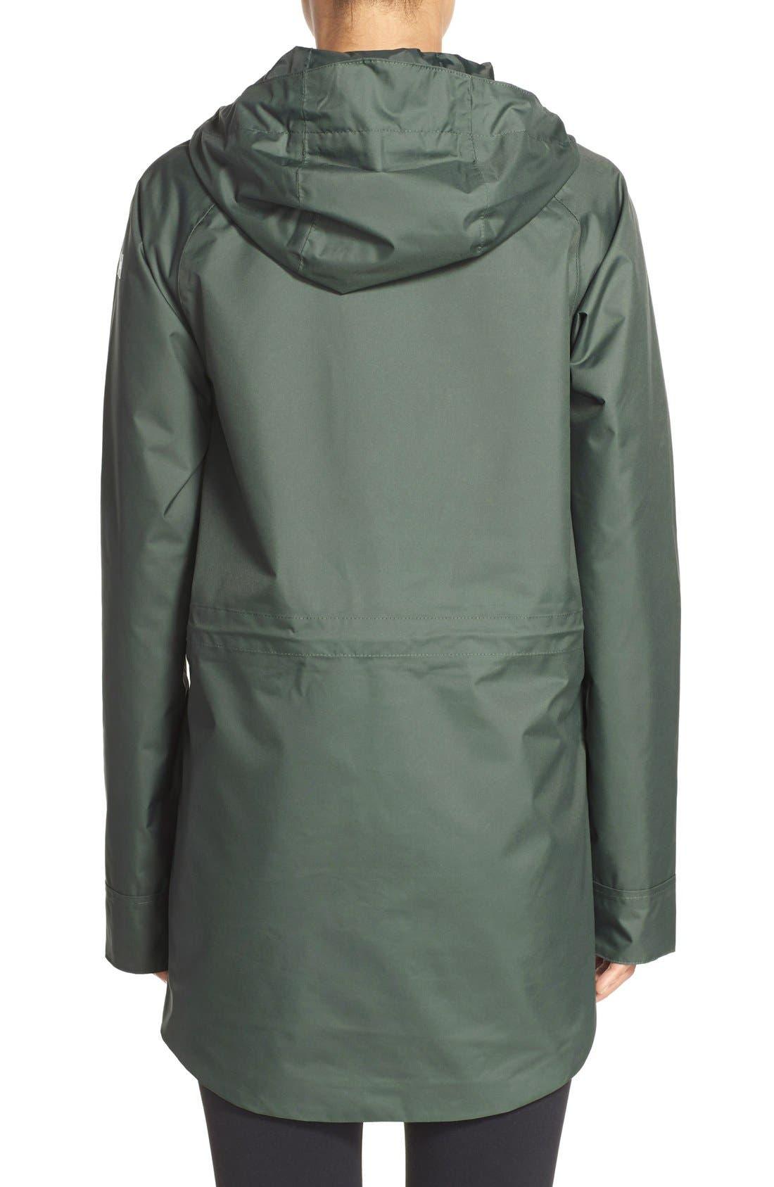 'Appleton' Waterproof Coat,                             Alternate thumbnail 2, color,                             Rock