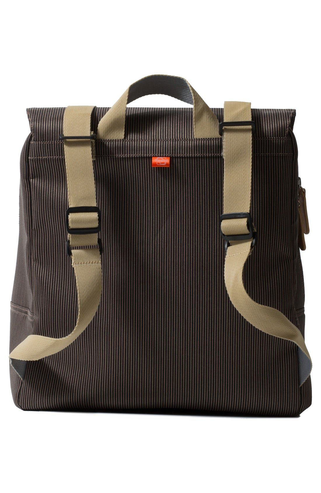 'Hastings' Diaper Bag,                             Alternate thumbnail 2, color,                             Mocha
