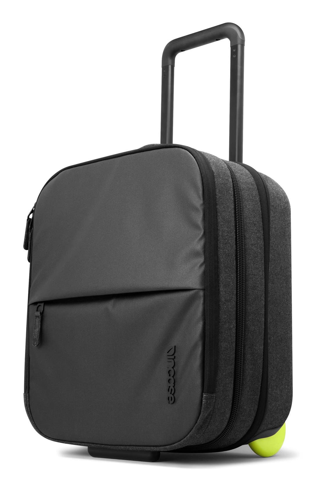 EO Wheeled Briefcase,                             Alternate thumbnail 2, color,                             Black