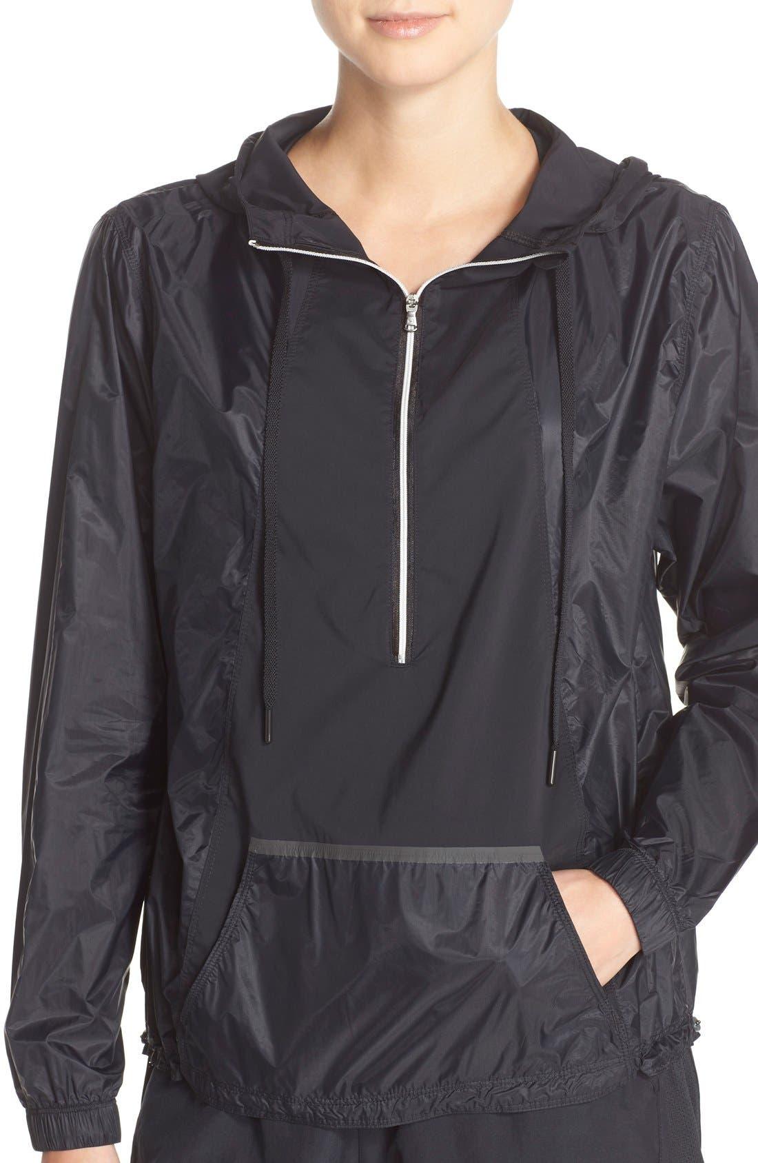 Alternate Image 4  - Under Armour 'Roga' Half Zip Jacket
