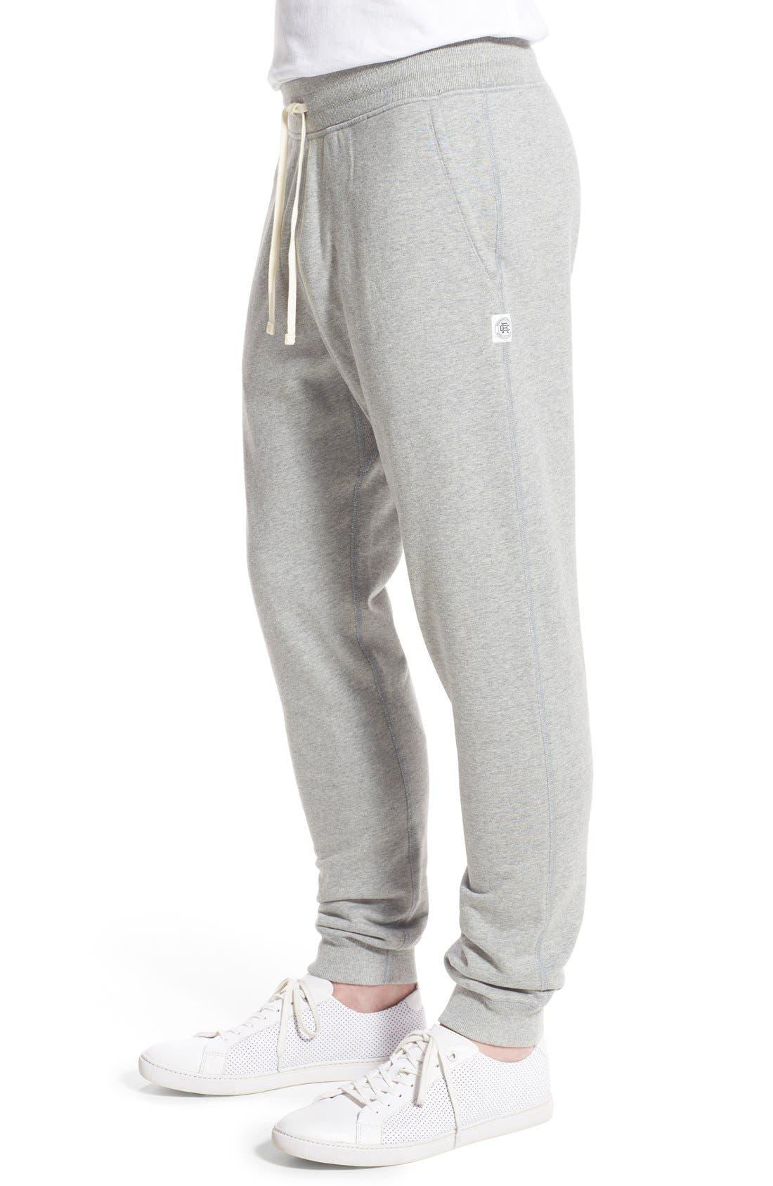 Alternate Image 3  - Reigning Champ Slim Fit Sweatpants