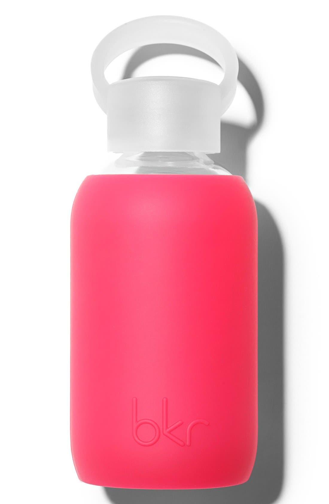bkr® 8-Ounce Glass Water Bottle