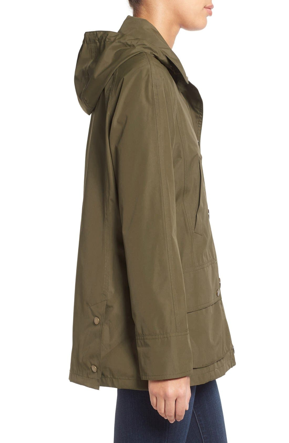 Alternate Image 4  - Barbour 'Wytherstone' Waterproof Rain Jacket
