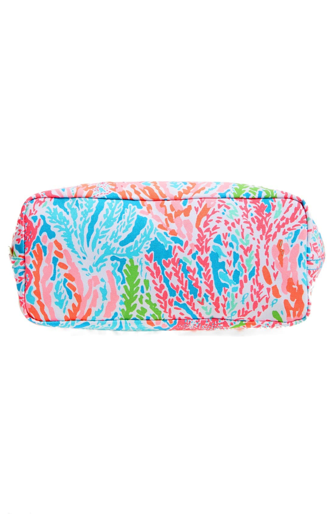 Alternate Image 6  - Lilly Pulitzer® Canvas Beach Tote