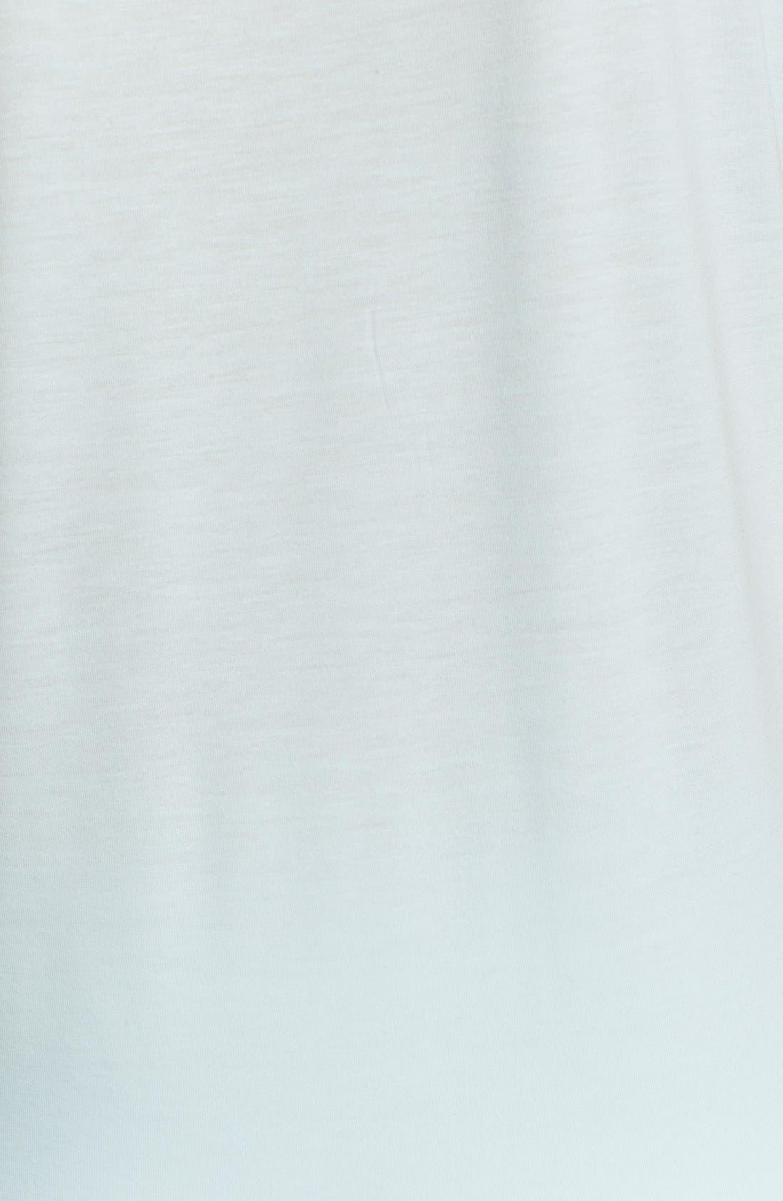 Alternate Image 5  - Ted Baker London 'Efuna' Cap Sleeve Tee