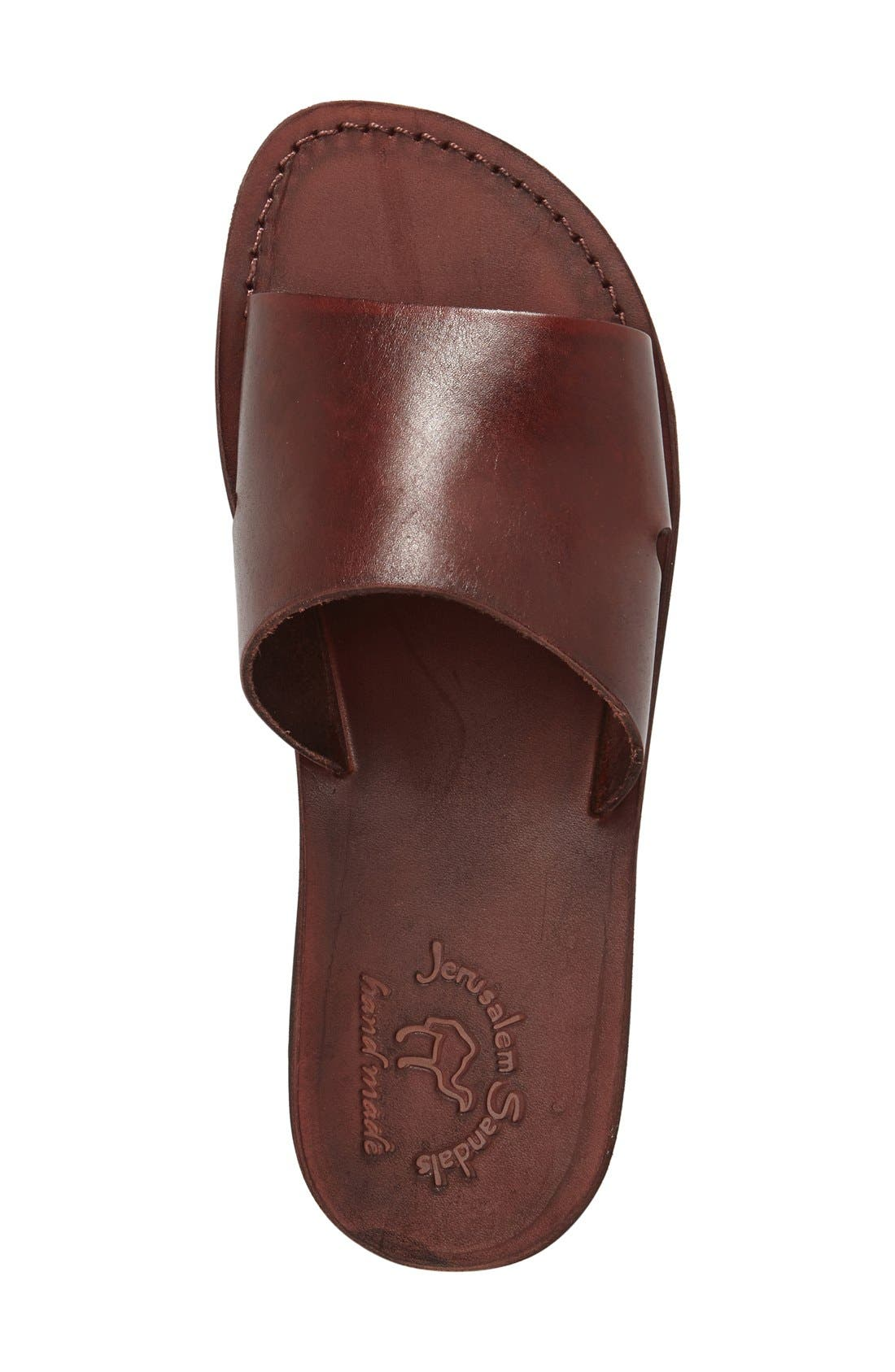 Alternate Image 6  - Jerusalem Sandals 'Bashan' Sandal (Men)