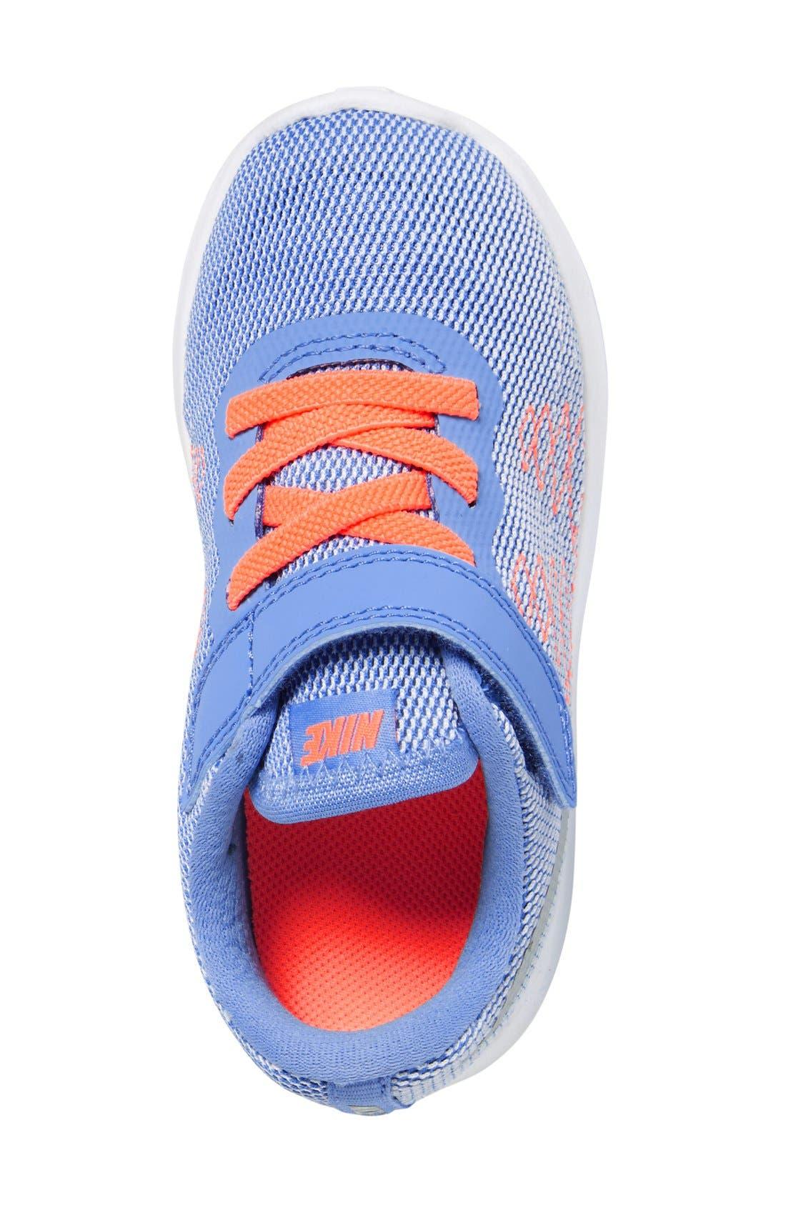 Alternate Image 3  - Nike Flex Fury 2 Athletic Shoe (Baby, Walker & Toddler)