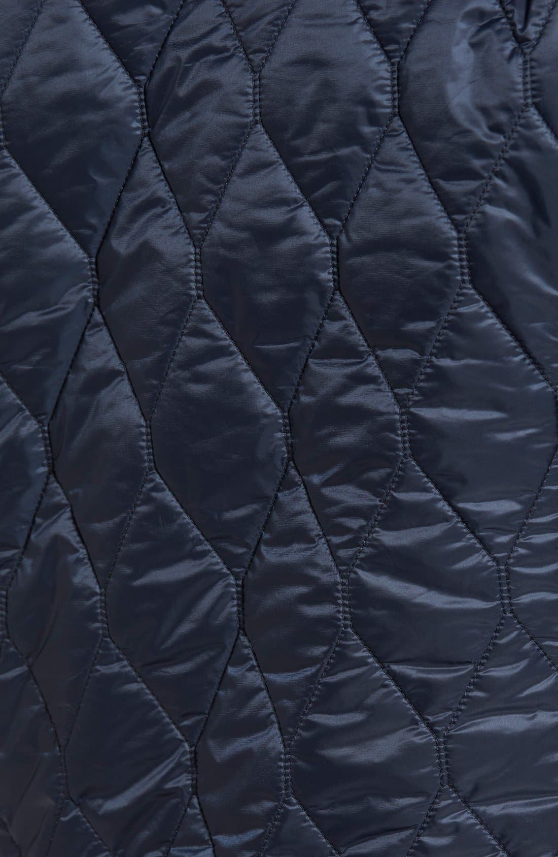 Alternate Image 6  - Burberry Gillington Water Resistant Quilted Jacket