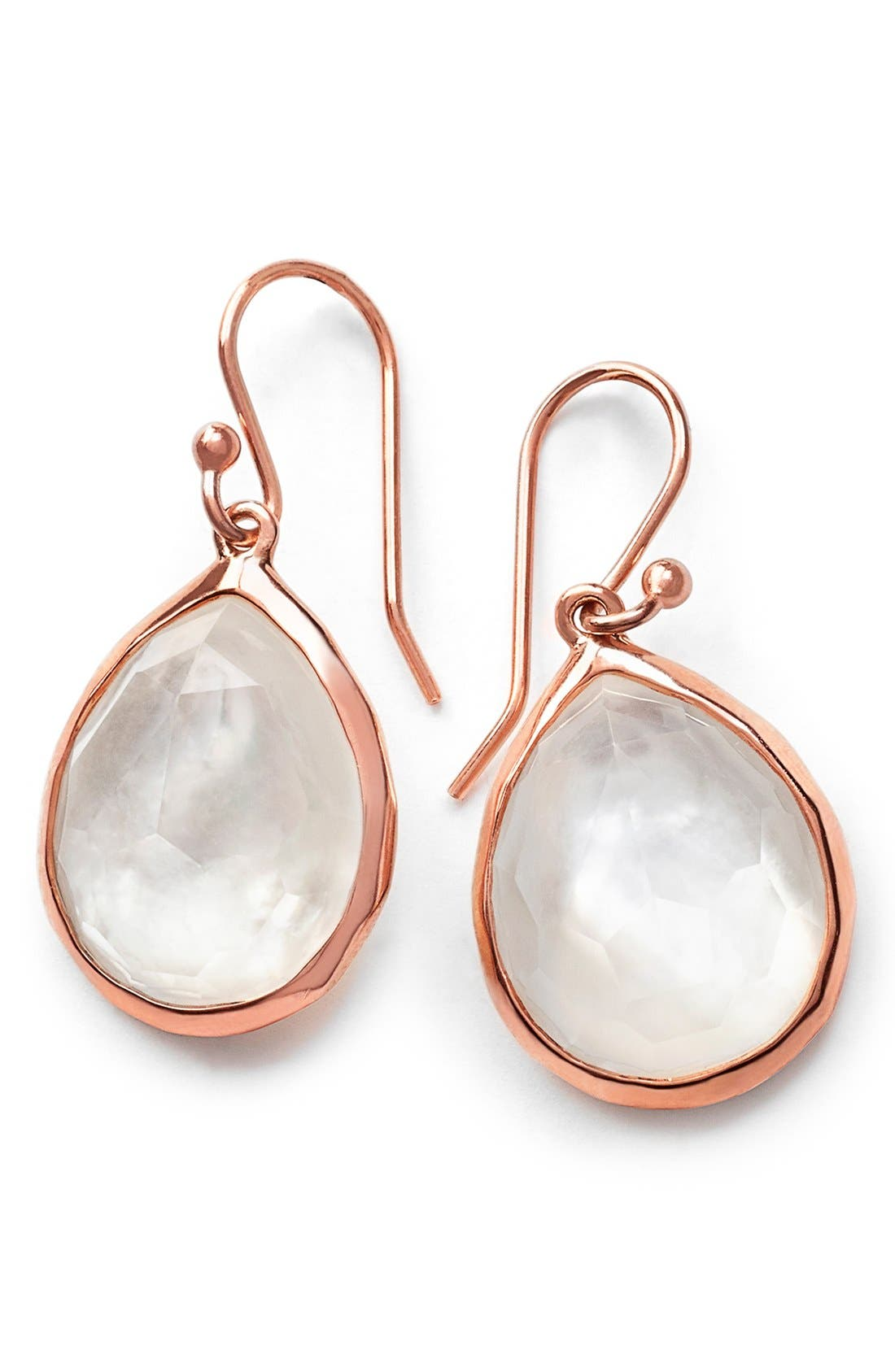 Alternate Image 1 Selected - Ippolita 'Rock Candy' Small Teardrop Earrings (Online Only)