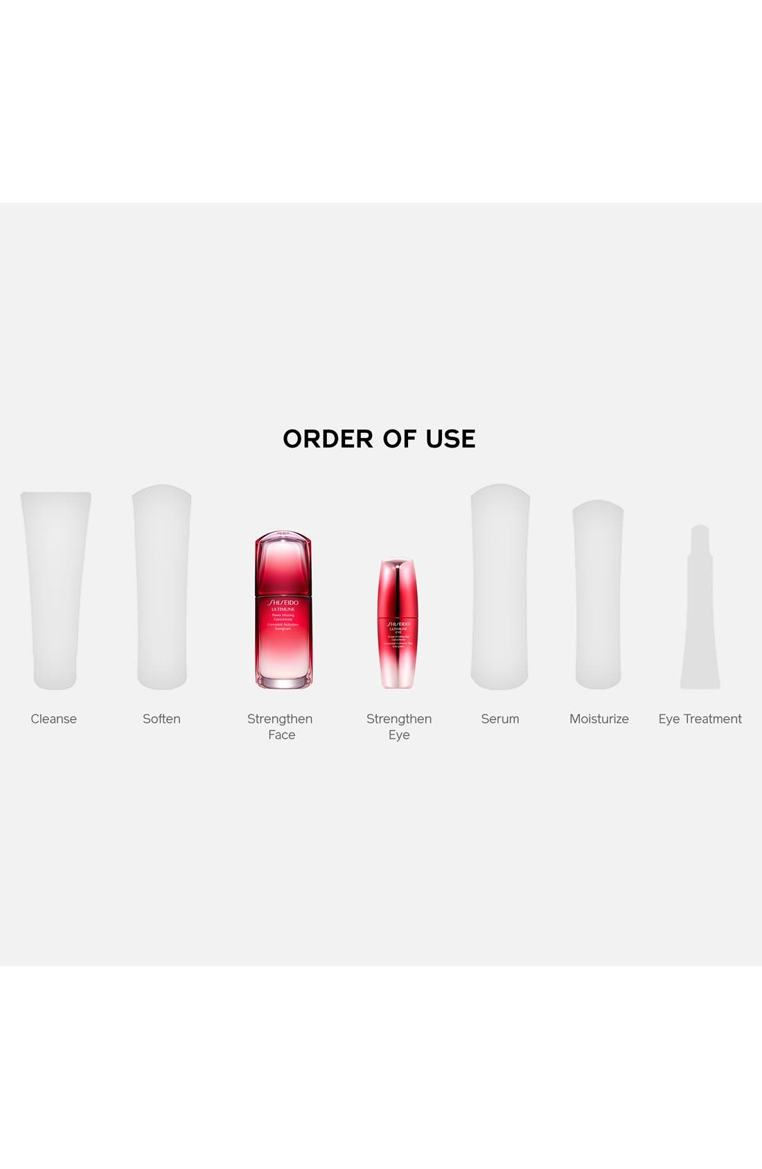 Alternate Image 4  - Shiseido Ultimune Power Infusing Concentrate Serum