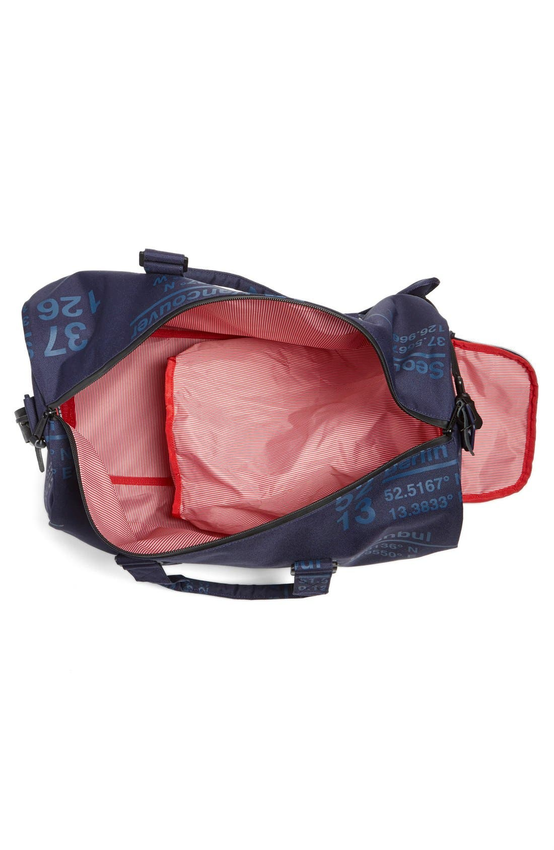 Alternate Image 4  - Herschel Supply Co. 'Novel' Duffel Bag