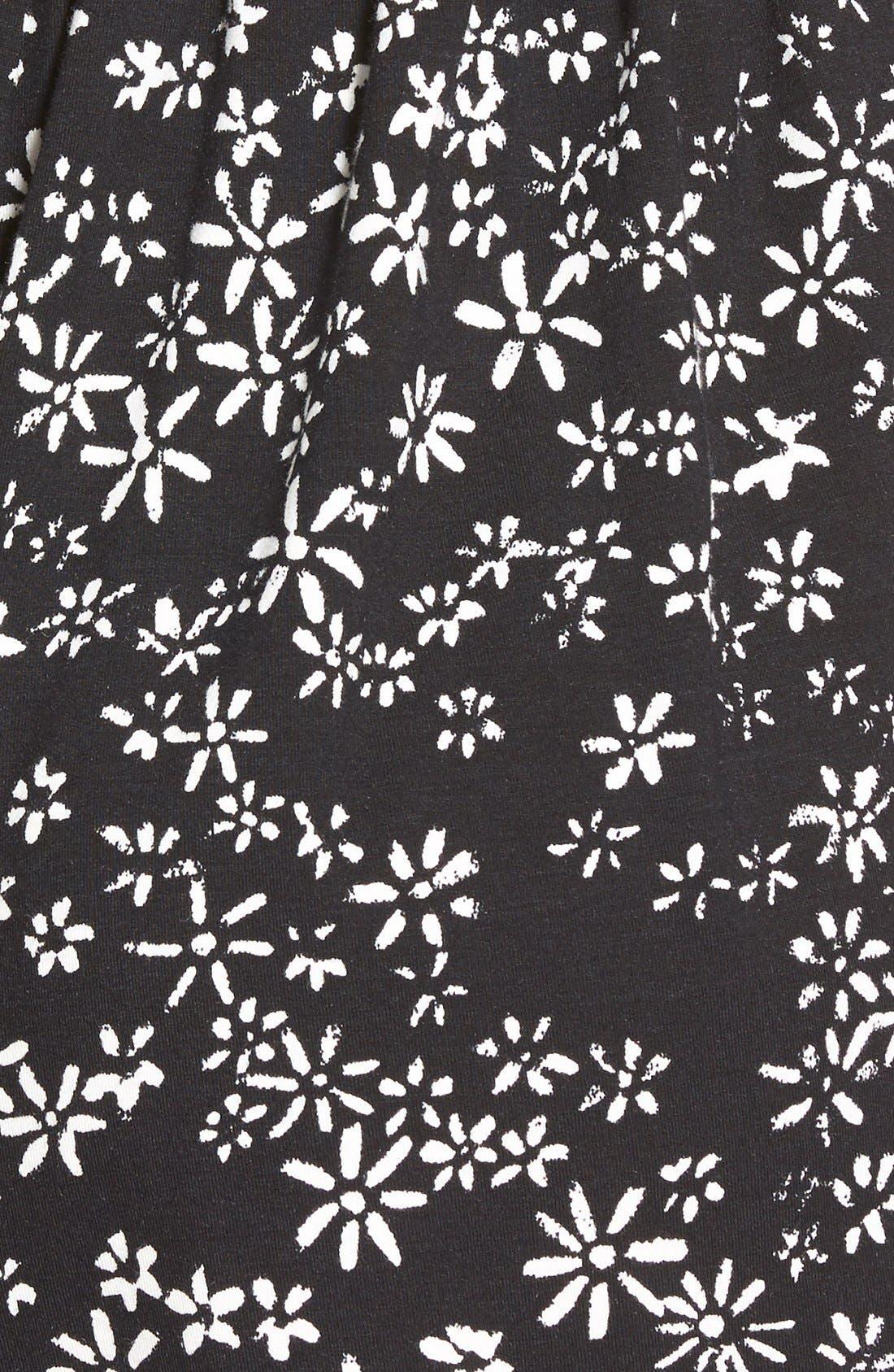 Alternate Image 5  - Volcom 'Guilty One' Floral Print Sleeveless Romper