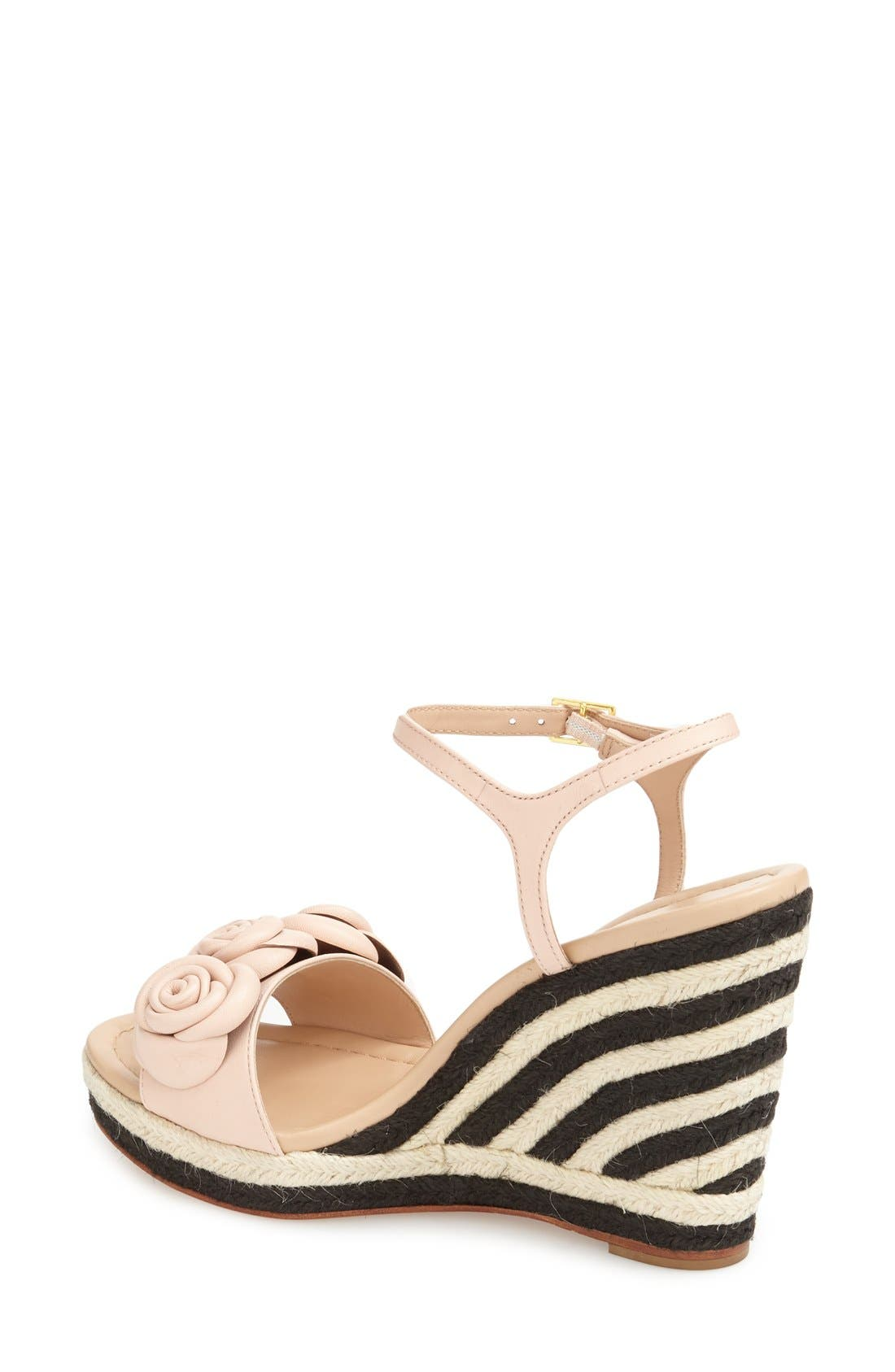 Alternate Image 2  - kate spade new york 'jill' espadrille wedge sandal (Women)
