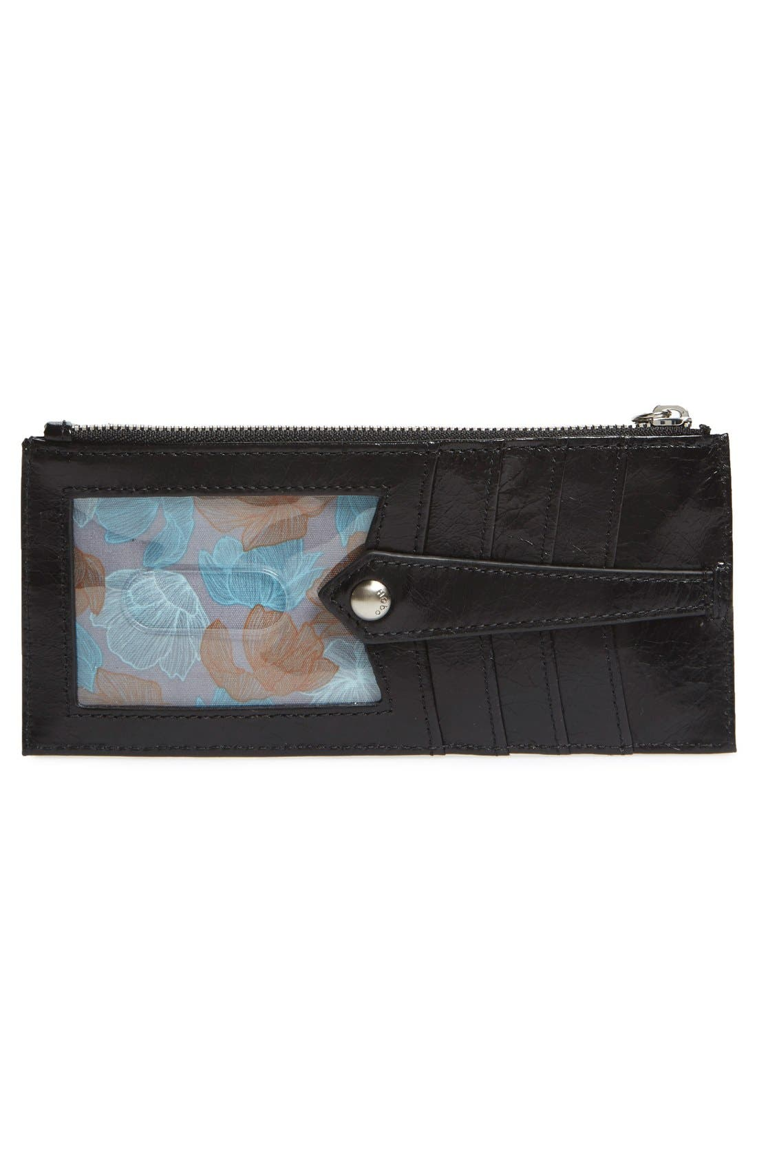 Alternate Image 2  - Hobo 'Linn' Leather Card Case
