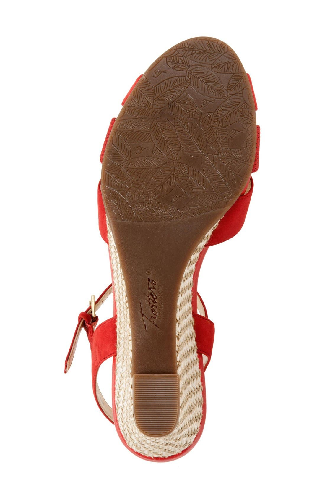 Alternate Image 4  - Trotters 'Mickey' Wedge Sandal (Women)