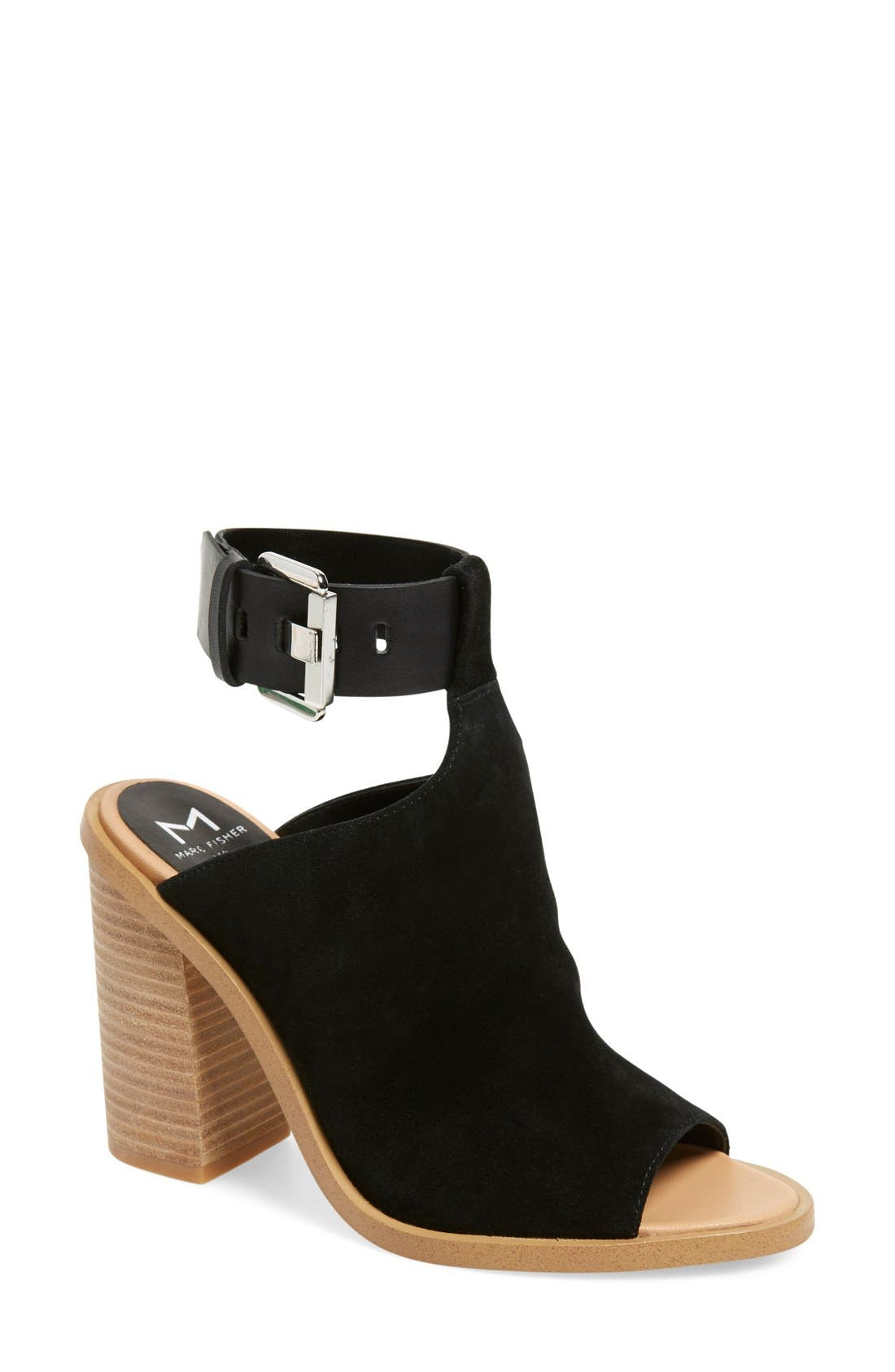 Marc Fisher LTD Vashi Ankle Strap Sandal (Women)