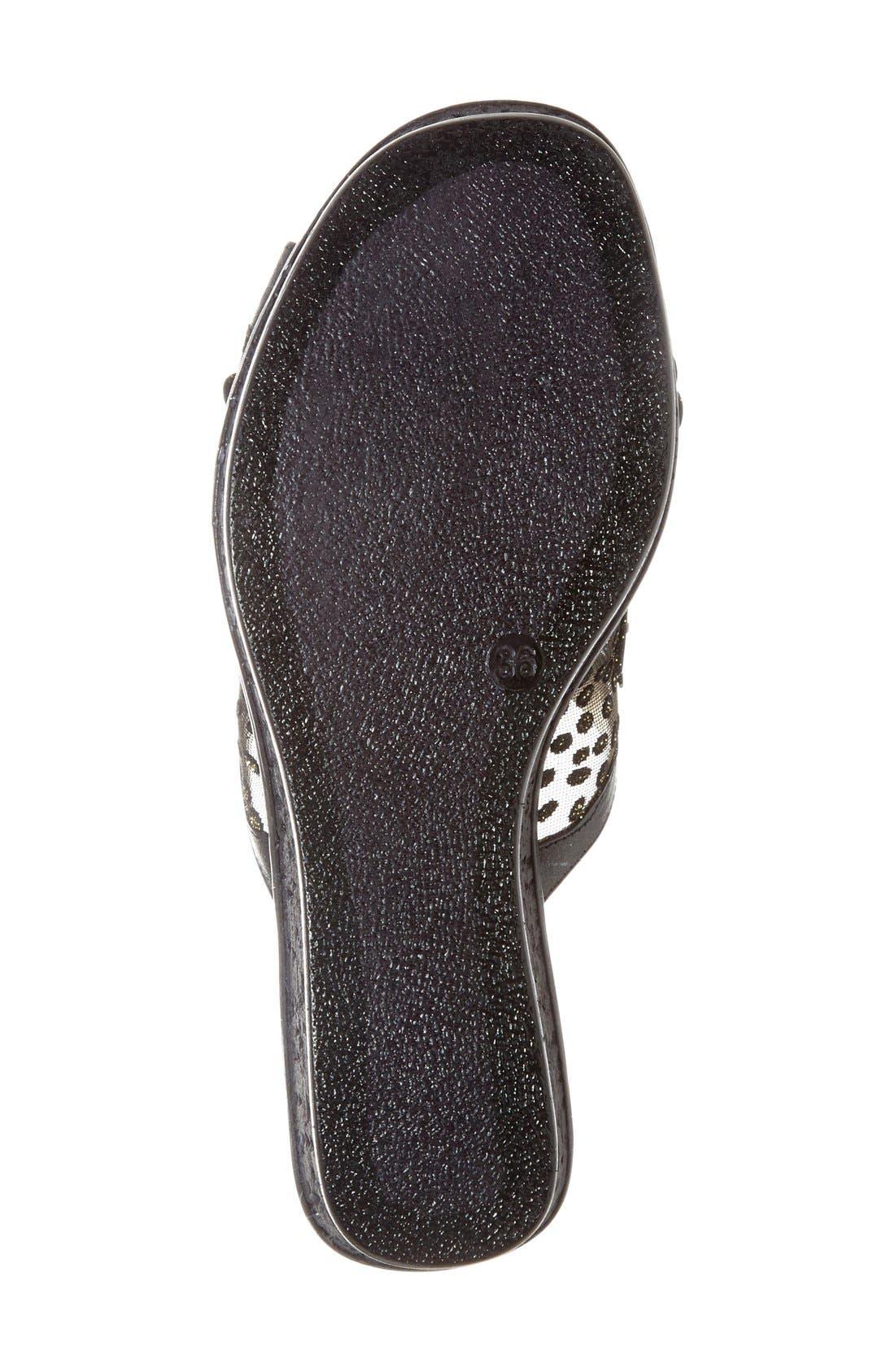 Alternate Image 4  - Love and Liberty 'Jamila' Platform Wedge Sandal (Women)