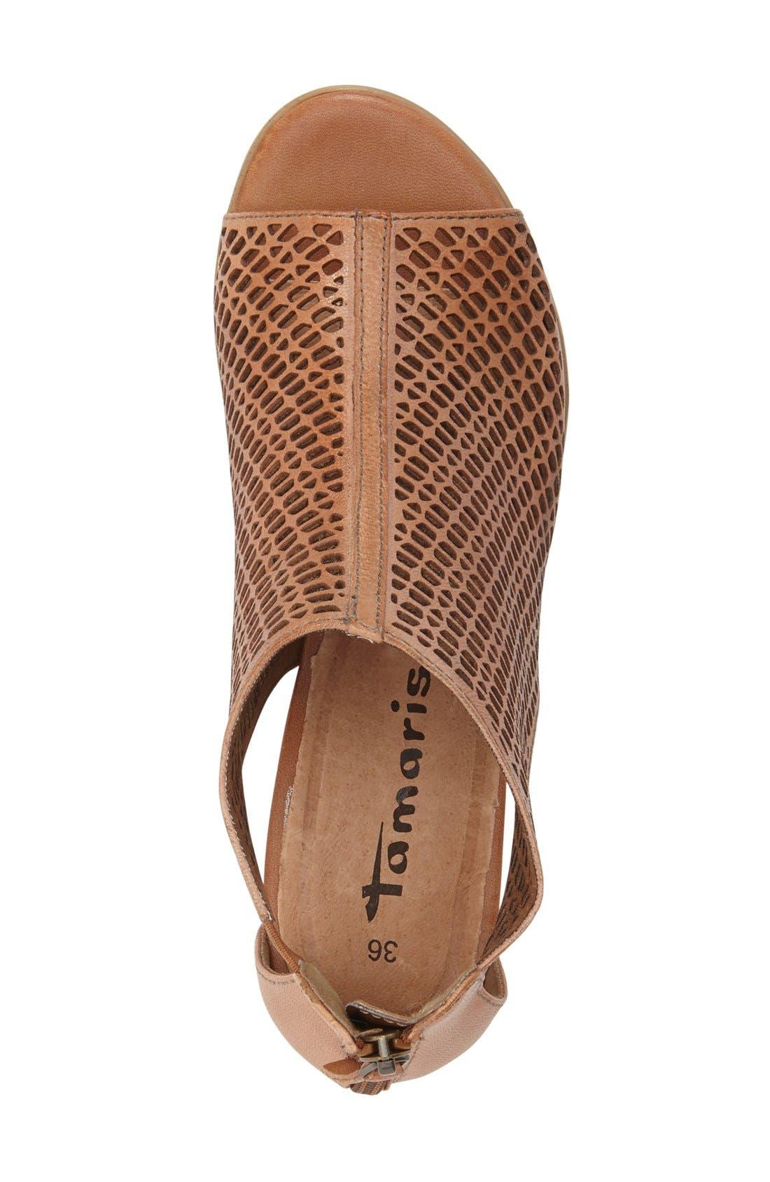 Alternate Image 3  - Tamaris 'Nao' Open Toe Sandal (Women)
